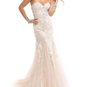 Prom Dress Flirt By Maggie Sorreto